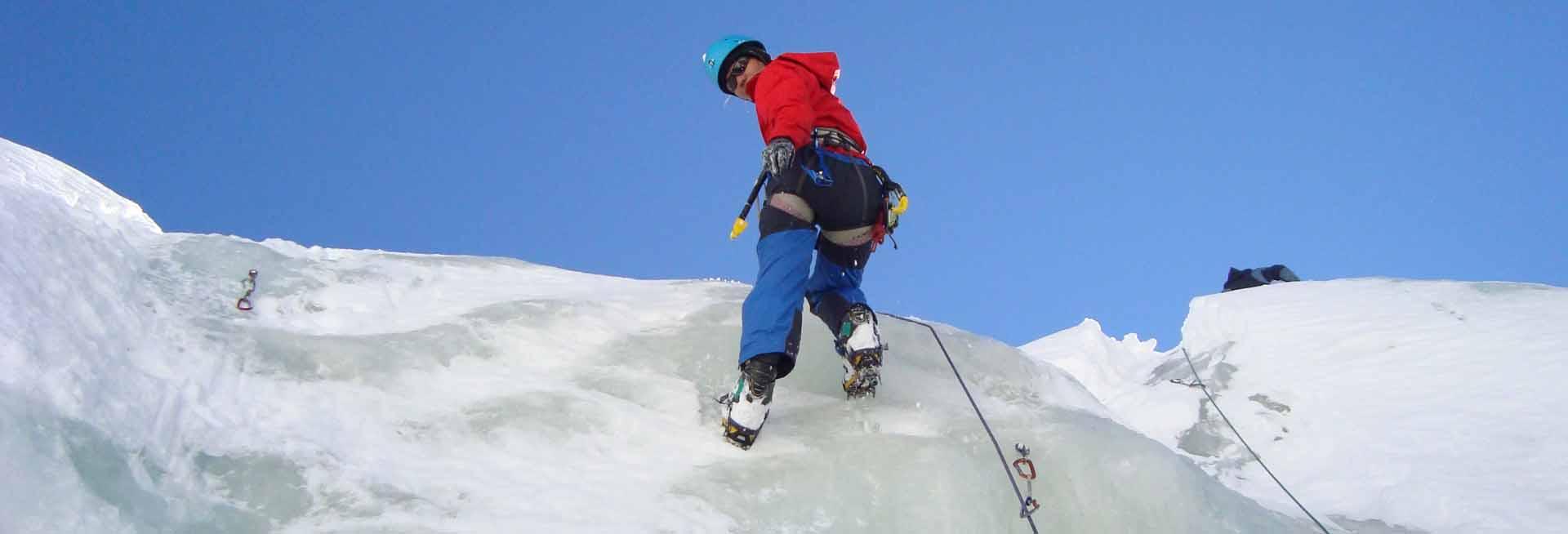 Himalayan Peak Climbing